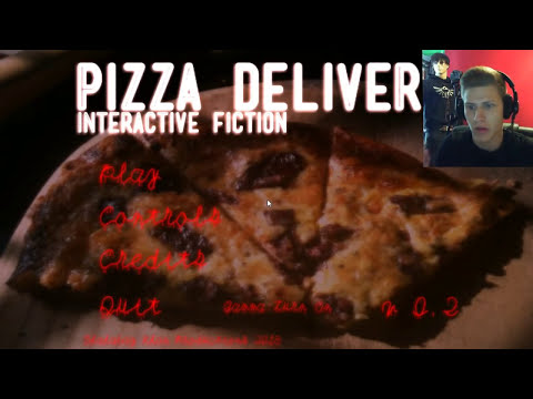 PIZZA DELIVERY 2.0 - MY WORST NIGHTMARE COMES TRUE!