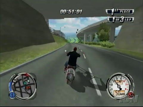 American Chopper 2: Full Throttle GameCube Gameplay - On