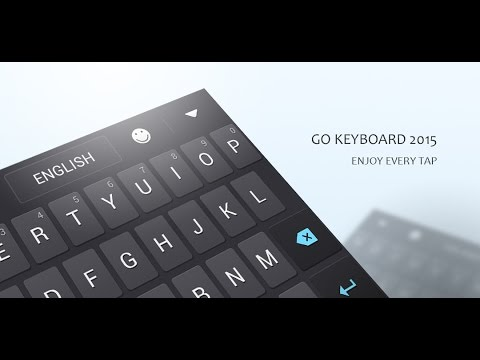 GO Keyboard - Emoticon keyboard, Free Theme, GIF APK Cover