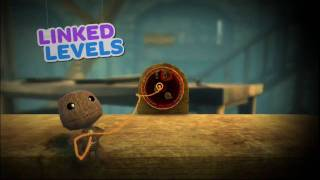 LittleBigPlanet 2 - PS3 - Gamescom 2010 Save the Universe official video game preview trailer HD