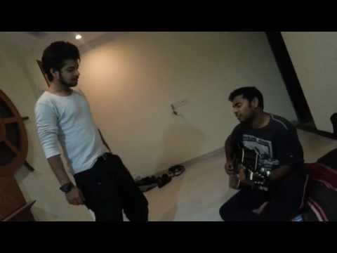 Kashish Kumar's After Drinks Jamming Session vid Friends | Mumbai |