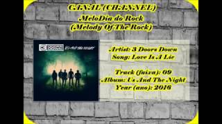 3 Doors Down - Us And The Night - Album 2016 - Sample - Amostra And Full Download