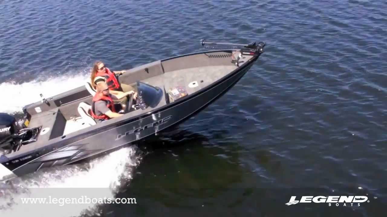 Best aluminum fishing boats by legend boats 16xgs boating for Best aluminum fishing boats