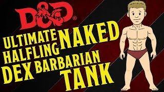 Ultimate Barbarian Tank Build - Dungeons and Dragons 5e