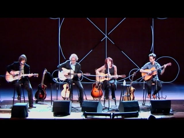 Rosanne Cash and Friends: Early American Guitars