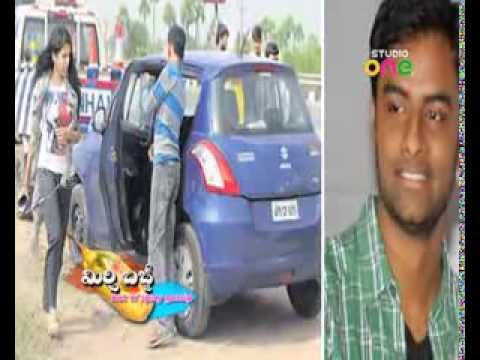 Singer Sravana Bhargavi Escaped From A Major Accident - Mirchi Bajji video