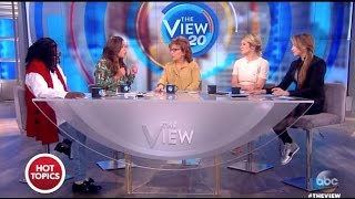 Panel Chat Spencers Unprofessional Behavior - The View