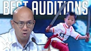 BEST Auditions On Myanmars Got Talent 2019! | Got Talent Global