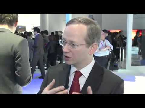 Samsung's David Steel on CES 2013 product highlights