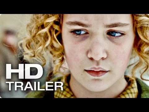 DIE BÜCHERDIEBIN Offizieller Trailer Deutsch German | 2014 The Book Thief [HD]