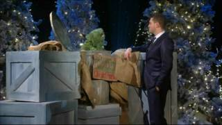Michael Bublé Have Yourself A Merry Little Christmas With Oscar The Grouch