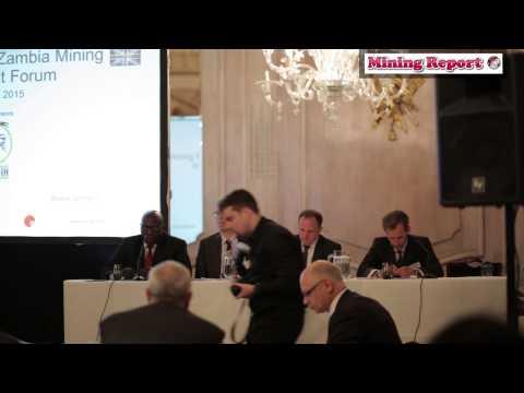 Mining Report Zambia Mining Forum London 2015 - Zambian Mining Challenges and Opportunities