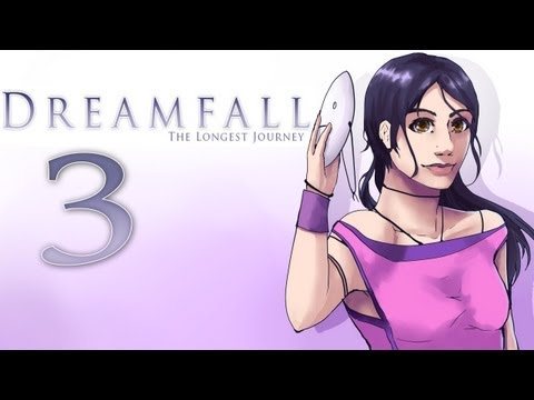 Cry Plays: Dreamfall: The Longest Journey [P3]