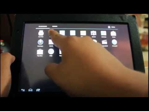 Instalacion - Review Español. ROM ICS 4.0.3 FLEXREAPER RELIX (Acer Iconia A500)