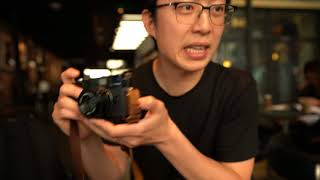 STREET PHOTOGRAPHY STARTER KIT PREVIEW: STREET PORTRAITS 101 by ERIC KIM