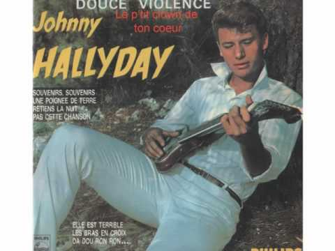 Johnny Hallyday -  Le P'tit Clown De Ton Coeur