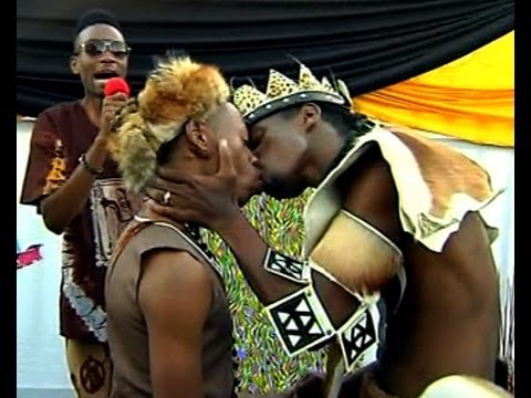 Traditional African gay wedding a first