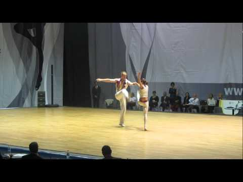 Olga Sbitneva & Ivan Youdin - World Masters Rimini 2012
