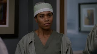 Maggie Tells Her Uncle That She Lost Her Cousin in Surgery - Grey's Anatomy