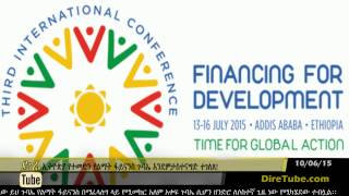 DireTube News - Ethiopia Is Set To Host A 5,000 People Strong Conference In Addis On July