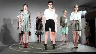 GARY GRAHAM S/S 2011 FASHION SHOW - VIDEO BY XXXX MAGAZINE