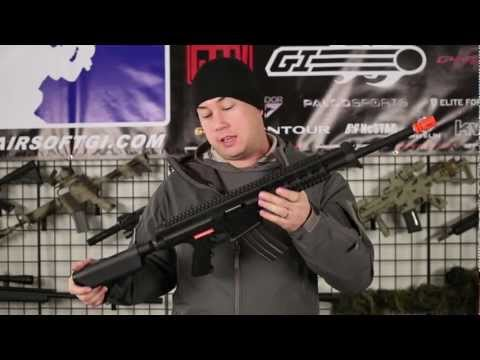 Airsoft GI - Robinson Armament XCR-RDC AEG Gun Review