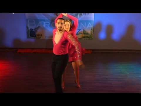00077 ZLBF2016 Artistic Performance by Patricia and Rodrigo ~ video by Zouk Soul