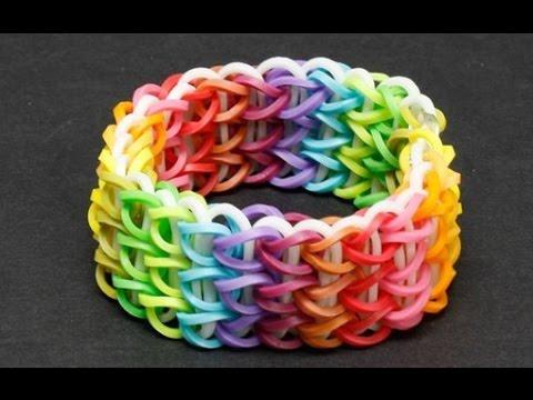 Резинки для браслетов своими руками