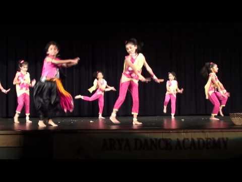Arya 3rd Recital - Kombdi Palali