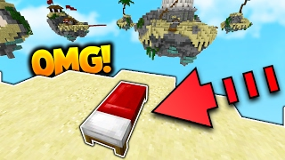 WHAT IS THIS?... (Minecraft Bed Wars)