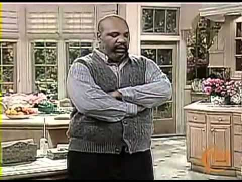 Fresh Prince Of Bel Air Sad Scene Will's Dad Leaves Full
