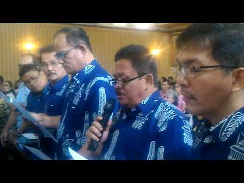 PS Nafiri HKBP UAS Resort Medan Kota ~~ O Debata tung longang do rohangku