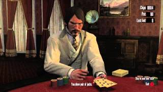 Red Dead Redemption: High-Stakes Poker