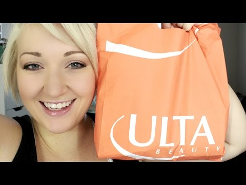 Mini Ulta Haul & Makeup Grab Bag Giveaway!