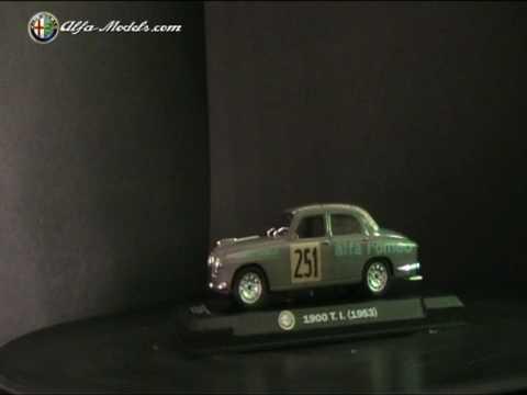 1951 Alfa Romeo 1900. Alfa Romeo 1900 Panamericana