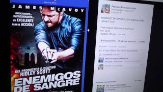 ENEMIGOS DE SANGRE - [2012] [Audio Latino] [BRrip] [2 Link] [BITSHARE] [BILLIONUPLOADS]