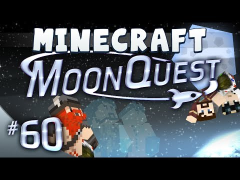 Minecraft Galacticraft - MoonQuest 60 - The Aftermath