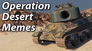 Operation Desert Memes - AMX M4 mle. 51