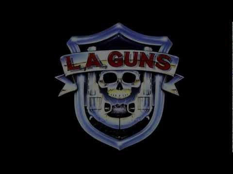 LA Guns - LAPD (Demo)
