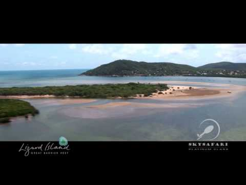 Lizard Island Tropical North Queensland - Cooktown discovery.
