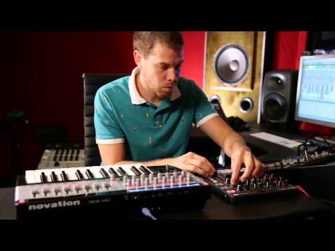 Novation Launch Control XL – ill Factor Performance | Full Compass