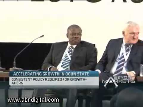 Africa's Economic Development with Bertie Ahern