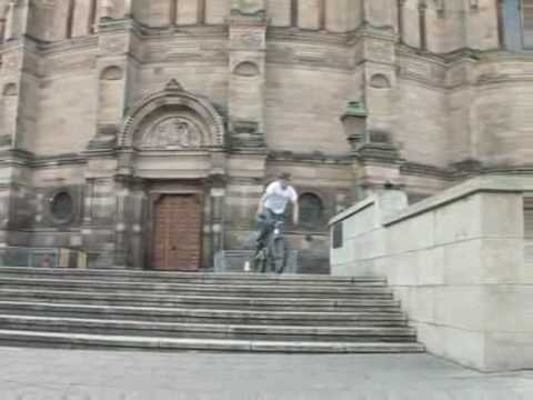 Danny Macaskill Bike Trials: Full Video part from DVD 'EXTENDED FAMILY'