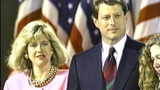 Bill Clinton Elected President • Victory Speech • 1992