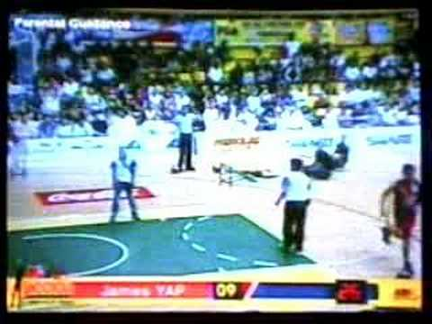 06 - RD1 PBA ALL STAR 2008 3PT SHOOTOUT -  JAMES YAP
