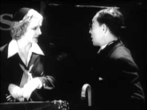 Buster Keaton - The Professor