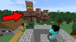 WE FOUND WHAT NOBODY HAS! - Minecraft Friend or Foe #16