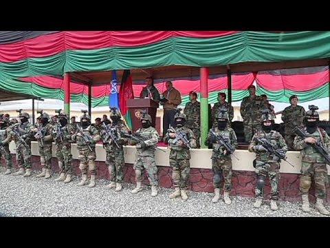 NATO: Jens Stoltenberg em visita surpresa às tropas no Afeganistão