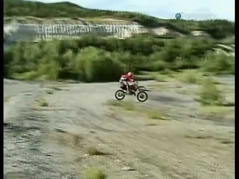 Мотоциклист неудачник