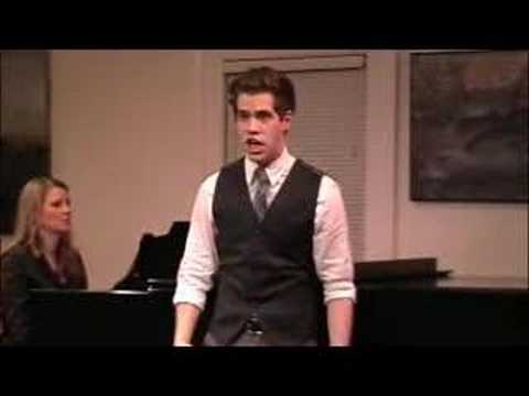 Darren Biggart singing Love, I Hear